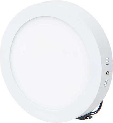 Dimmbarer weisser angebauter LED Panel 225mm 18W Tageslicht
