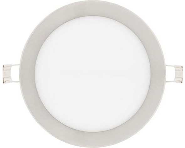 Dimmbarer chrom runder eingebauter LED Panel 300mm 25W Tageslicht