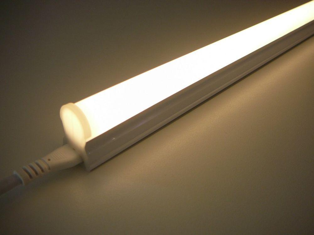 LED Lampe T5 60cm 10W Warmweiß
