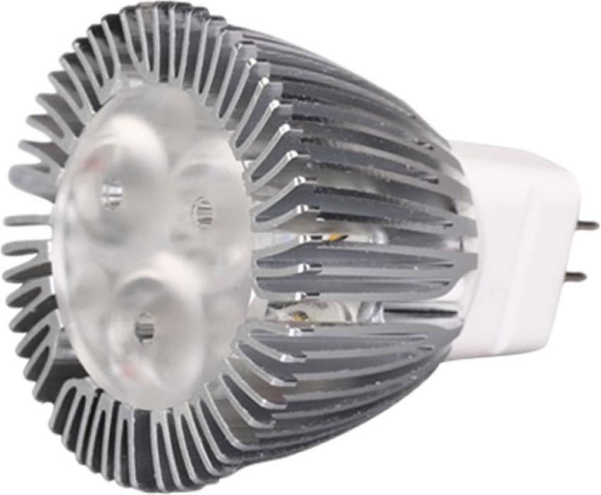 LED Lampe MR11 1,5W 60° Kaltweiß