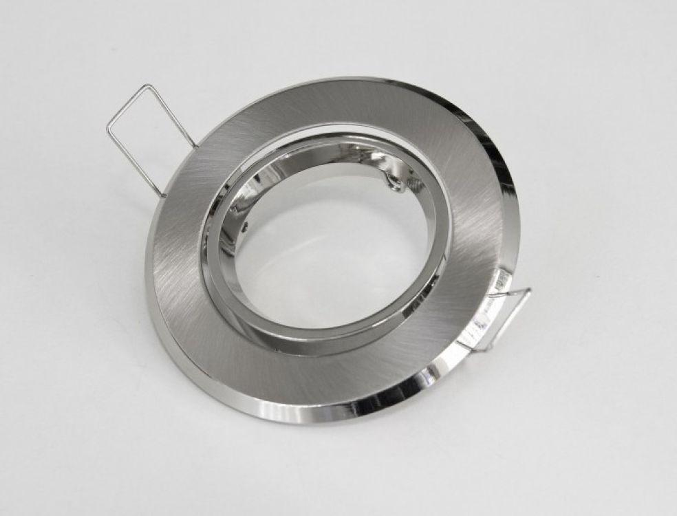 Deckenrahmen 16022 Nickel glänzend