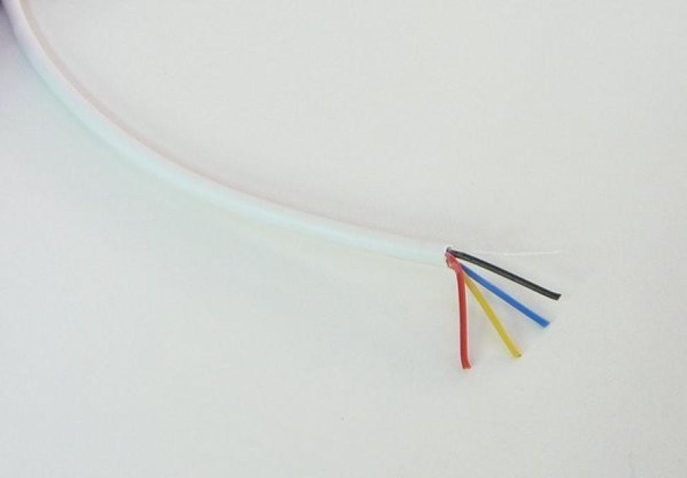 Kabel RGB runder 4x0,19