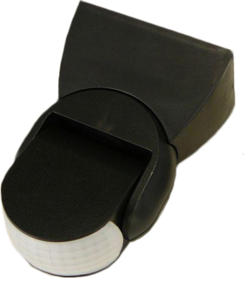 Bewegungssensor IS15-IP65 Farbe schwarz