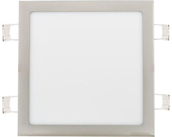 Dimmbarer Silbern eingebauter LED Panel 300 x 300mm 18W Warmweiß