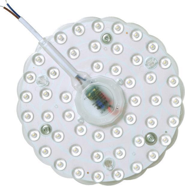 Magnetischer LED Modul in Lichter 190mm 24W Warmweiß
