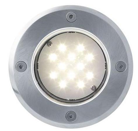 Boden einbaustrahler LED Lampe 1W Tageslicht 48mm