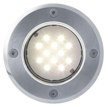 Boden einbaustrahler LED Lampe 1W Tageslicht 42mm