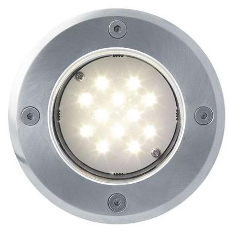 Boden einbaustrahler LED Lampe 1W Tageslicht 65mm
