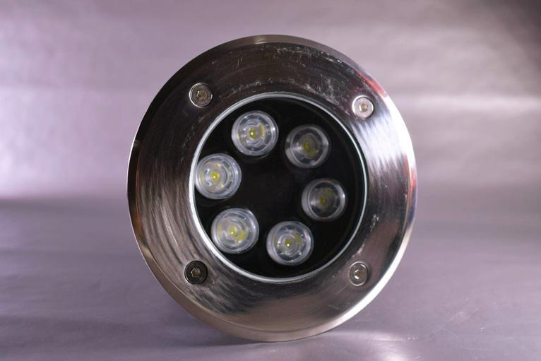 Boden einbaustrahler LED Lampe 6W Tageslicht