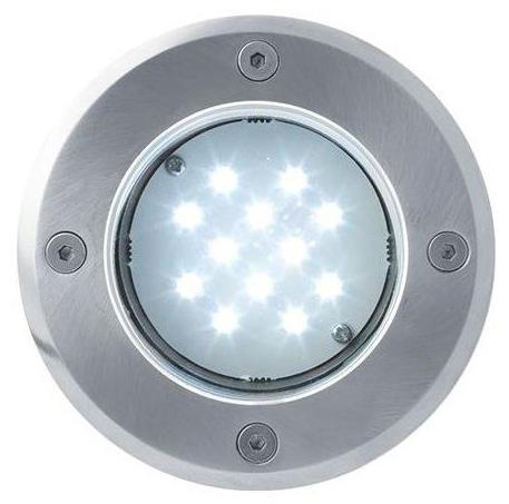 Boden einbaustrahler LED Lampe 1W Kaltweiß 65mm