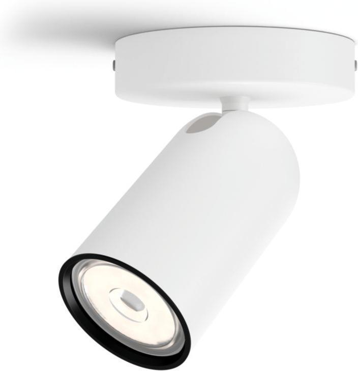 Philips LED Spotlicht GU10 10W Tageslicht weiss Pongee 50581/31/PN