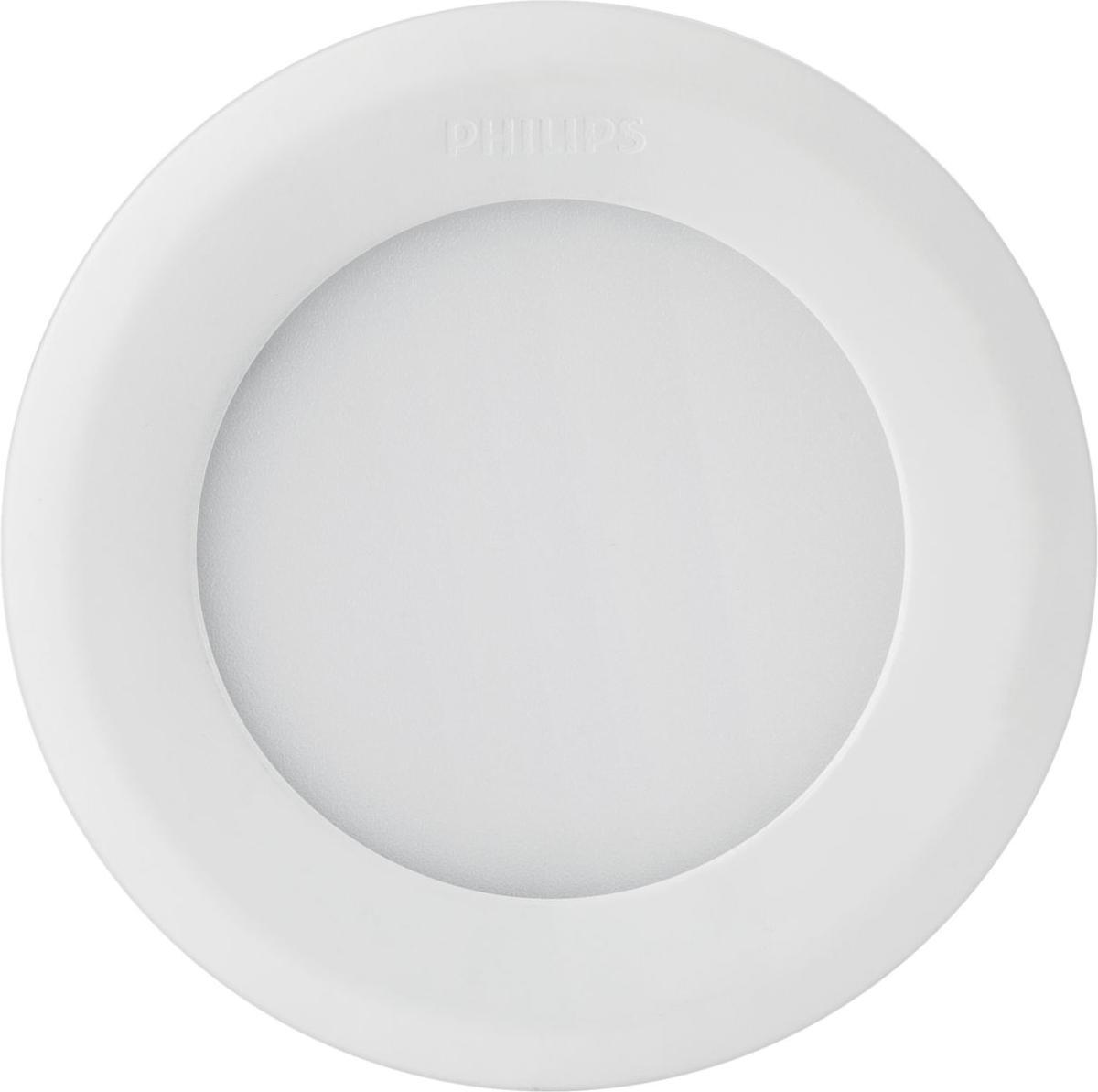 Philips LED deckenbeleuchtung Leuchte 9W Marcasite Warmweiß 59521/31/P1
