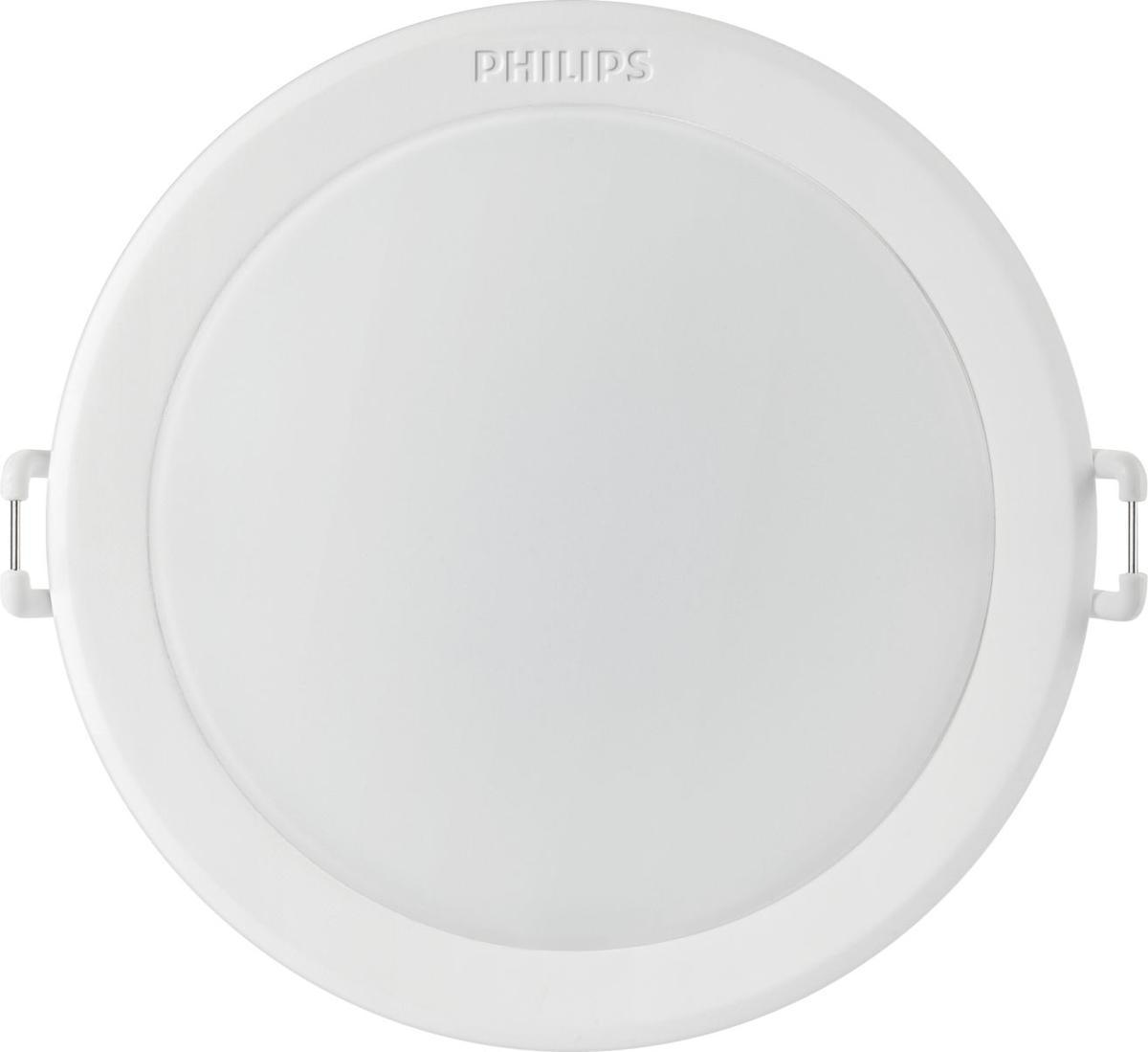 Philips LED deckenbeleuchtung Leuchte 3,5W Meson Warmweiß 59200/31/P1