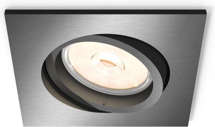 Philips LED deckenbeleuchtung GU10 Licht 5W Donegal Tageslicht 50401/99/PN