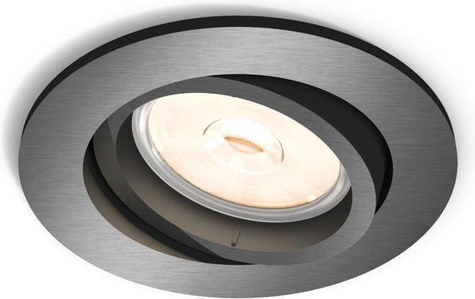 Philips LED deckenbeleuchtung GU10 Licht 5W Donegal Tageslicht 50391/99/PN