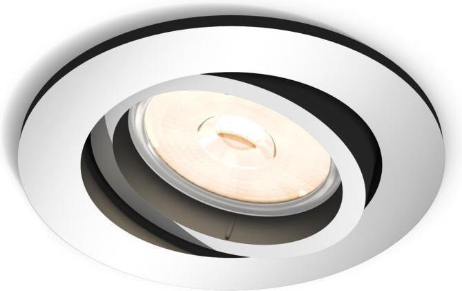 Philips LED deckenbeleuchtung GU10 Licht 5W Donegal Tageslicht 50391/11/PN