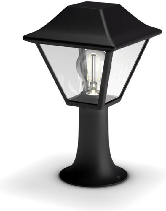 Philips LED Pfeiler aussen E27 15W Alpenglow Tageslicht 16496/30/PN