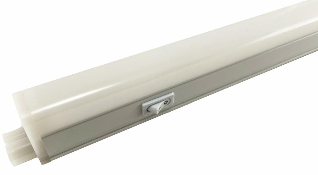 Philips LED Leuchtstoffröhre 55cm 9W Linear Warmweiß 85086/31/16