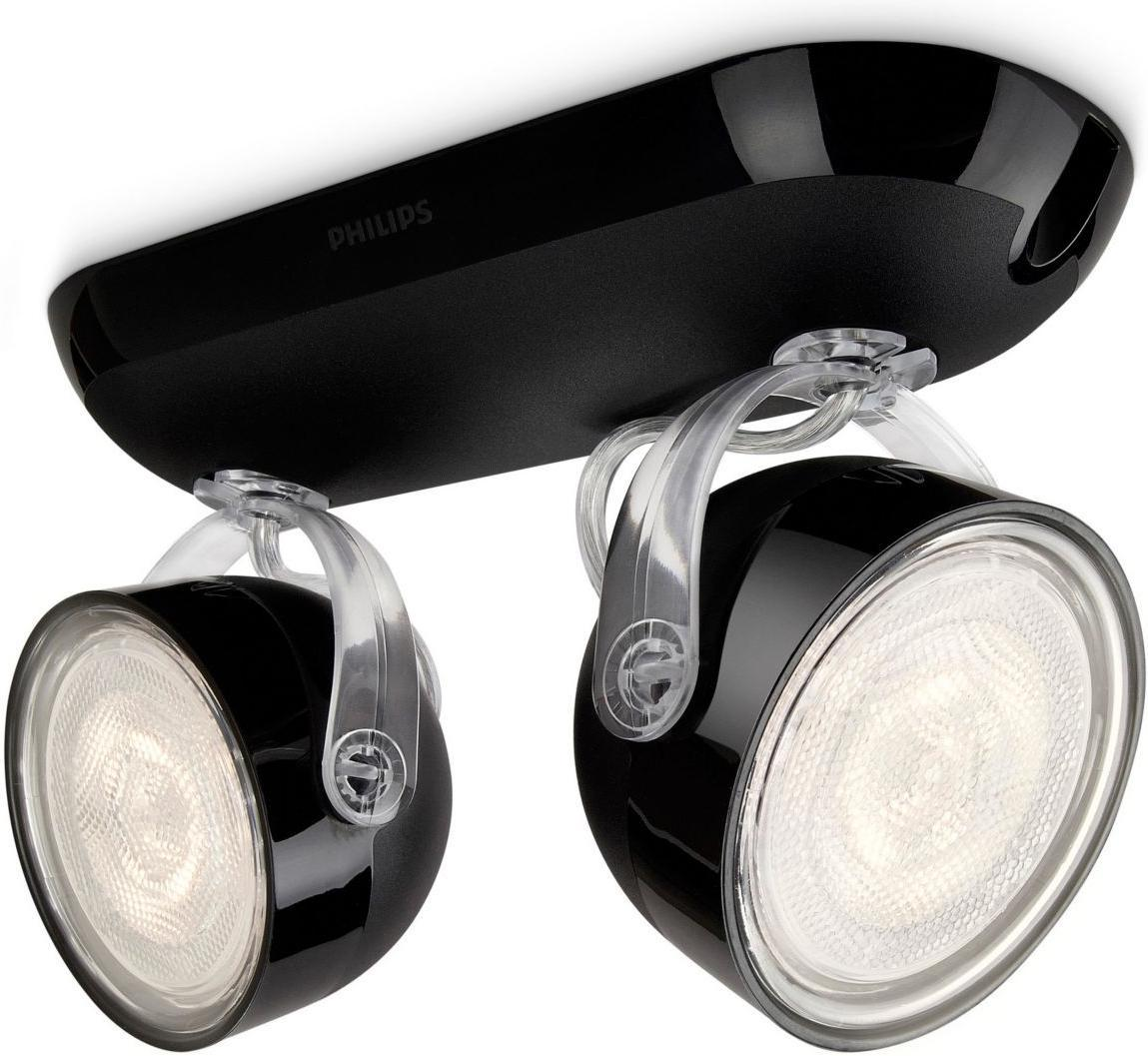 Philips LED Spotlicht 2x3W Dyna Warmweiß 53232/30/16