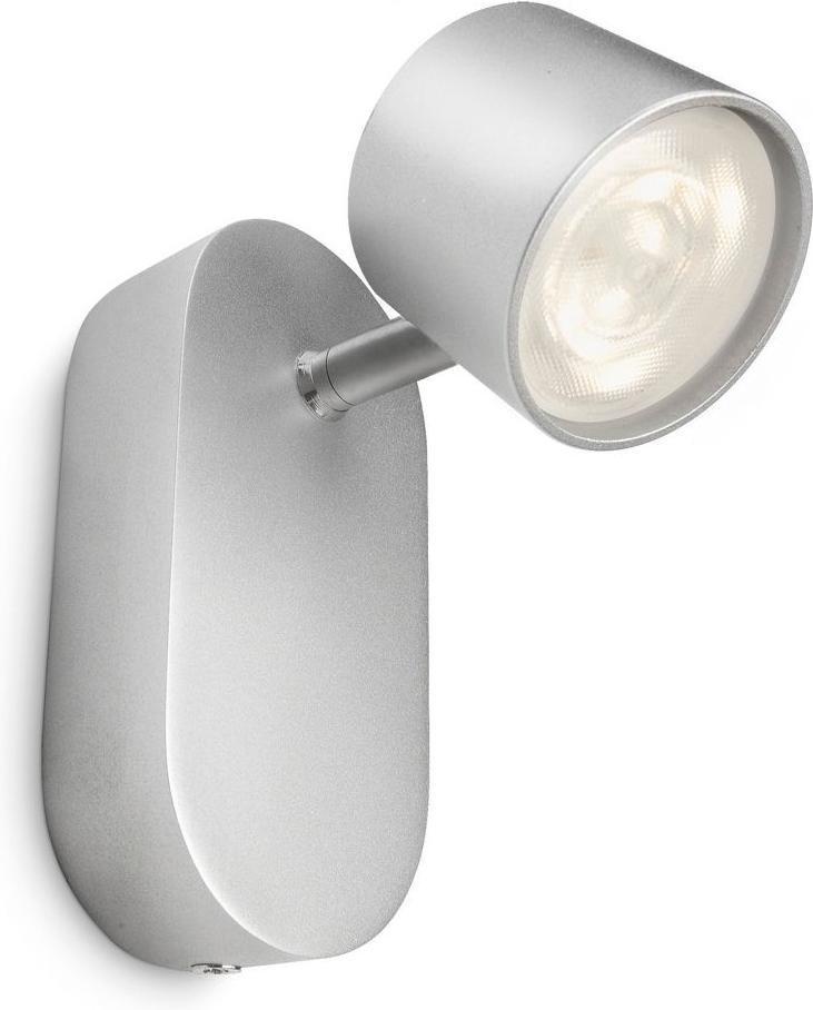 Philips LED Spotlicht 4,5W Star Warmweiß 56240/48/16
