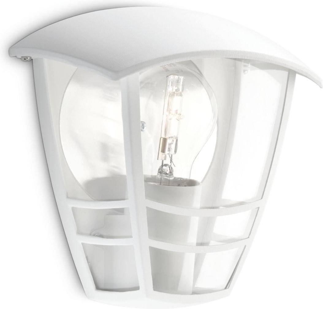 Philips LED Außenleuchte E27 15W Creek Tageslicht 15387/31/16