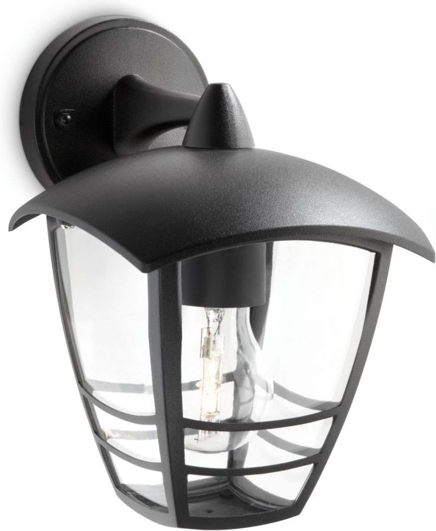 Philips LED Außenleuchte E27 15W Creek Tageslicht 15381/30/16
