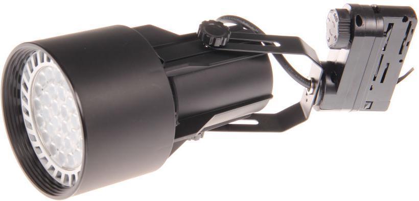 Schiene Birne JET-T farbe schwarz