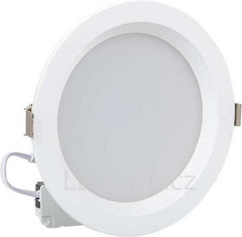 Rundes LED badezimmer Lampe 30W Warmweiß