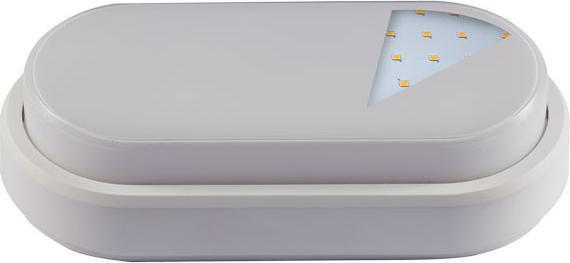 LED Aufbauleuchte staubdicht Leuchtmittel 8W Lucy O Tageslicht