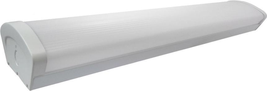 LED Leuchtstoffroehre 2x60cm Mira Milch