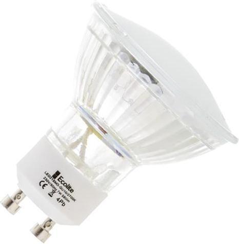 LED Birne GU10 5W Daisy HP Warmweiß