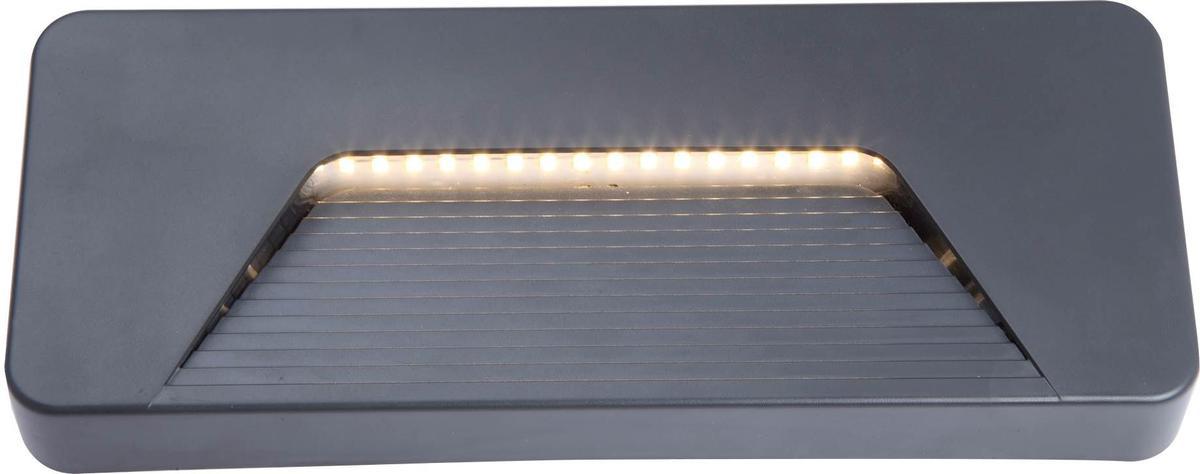 LED Birne 3W SIDE20 grau IP65 Tageslicht