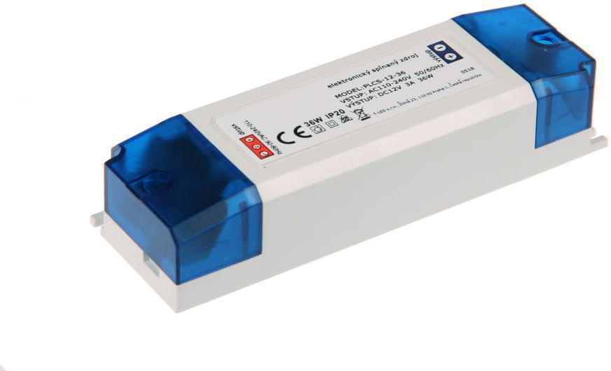 LED Transformator SPS 12V 36W innen
