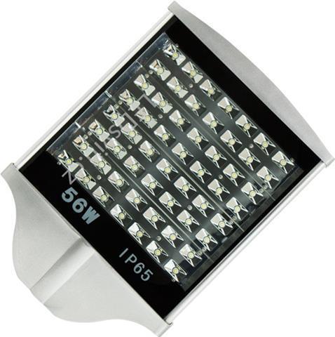 LED Straßenbeleuchtung 56W Warmweiß