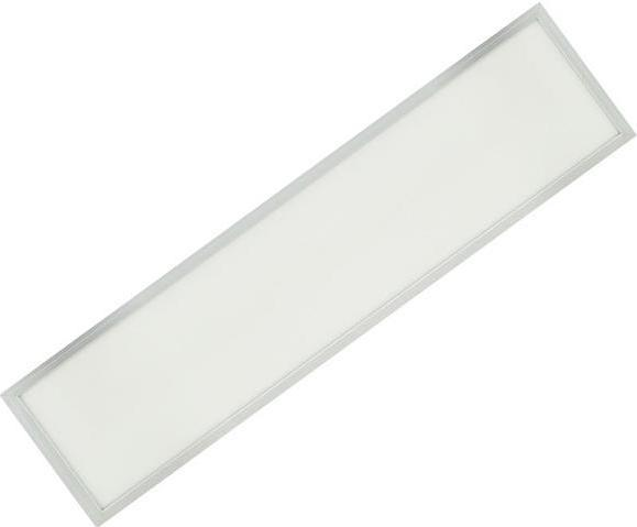 Dimmbarer Silbern decken LED Panel 300 x 1200mm 48W Kaltweiß