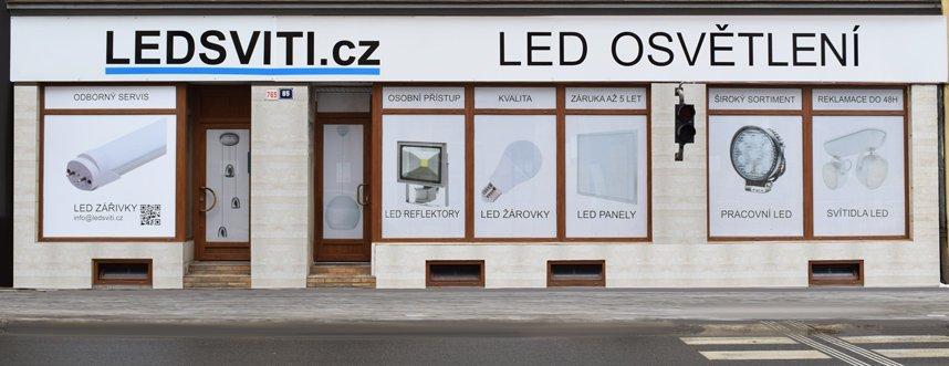 prodejna LEDsviti