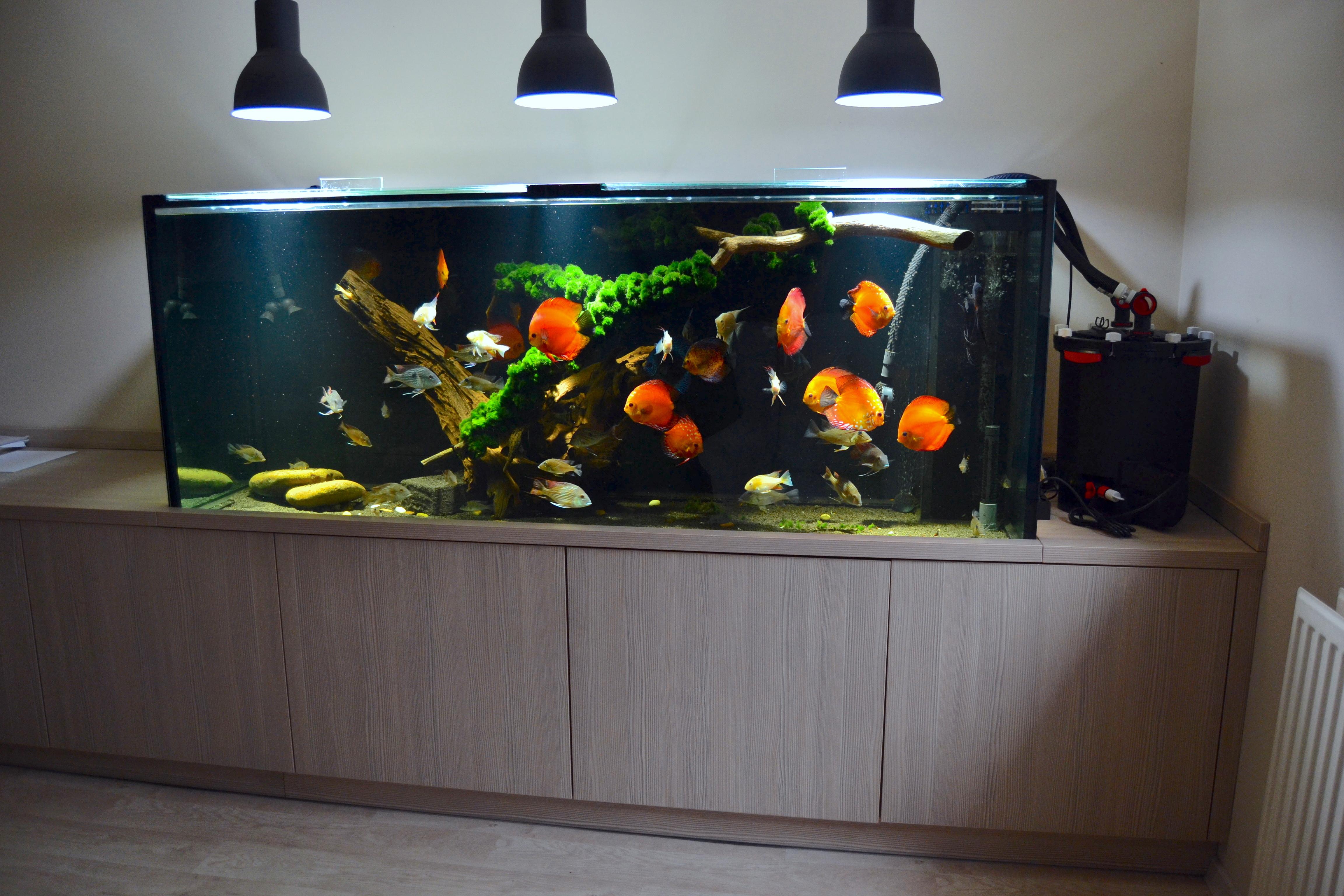 LED osvětlení Akvárium Doubrava 1