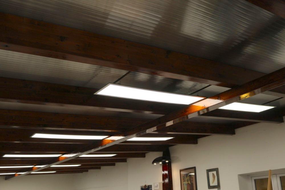 LED osvětlení Ateliér Pohořelice 3