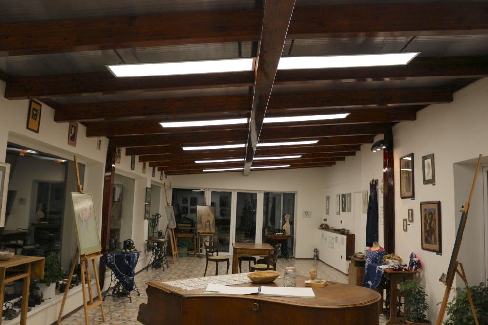 LED osvětlení Ateliér Pohořelice 4