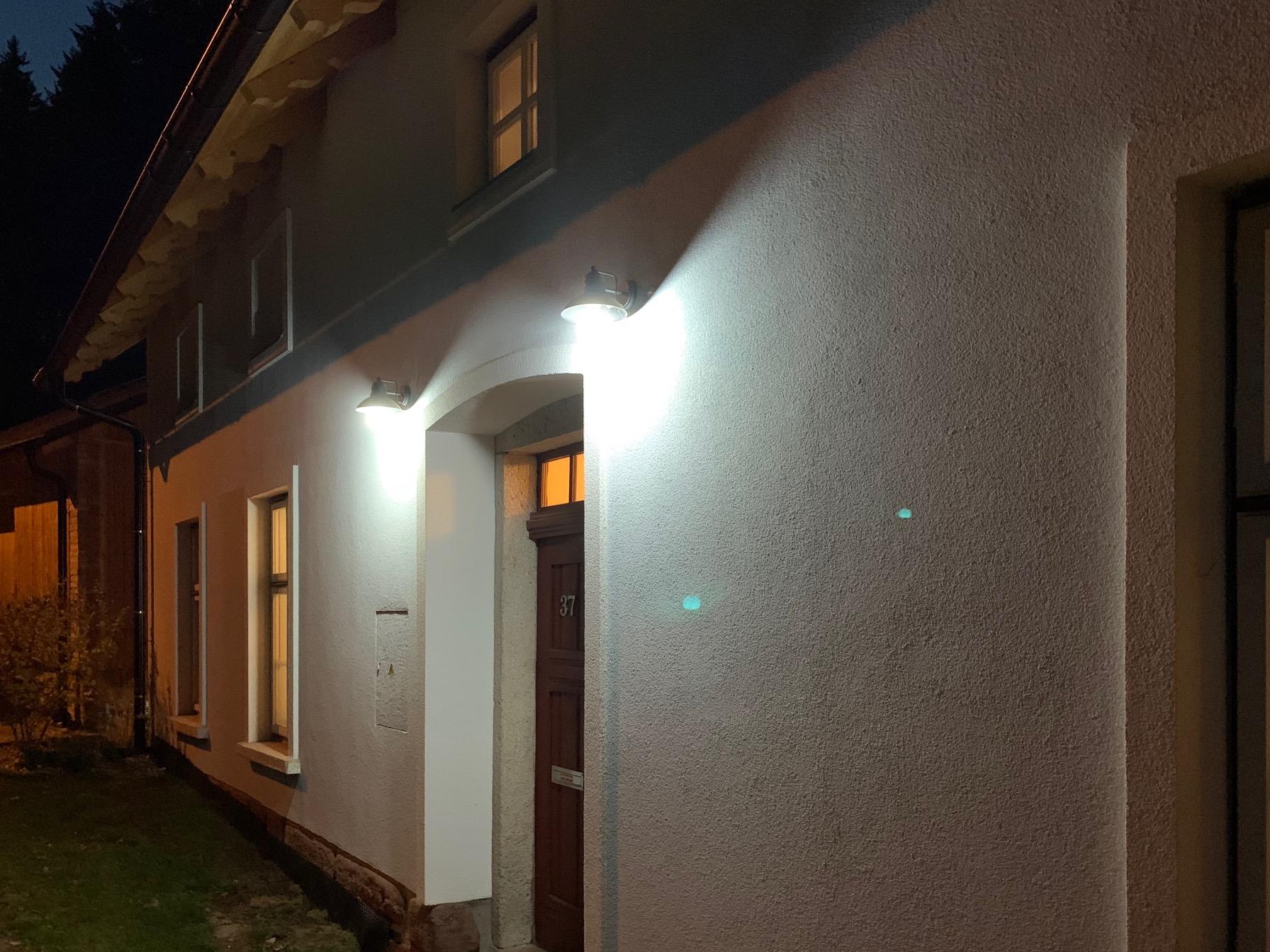 LED osvětlení Budova Trutnov 2