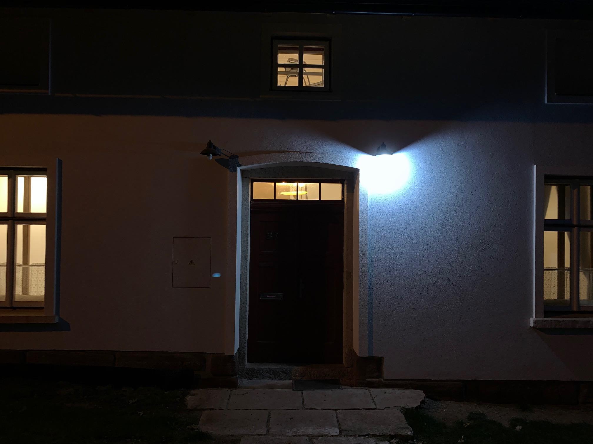 LED osvětlení Budova Trutnov 3