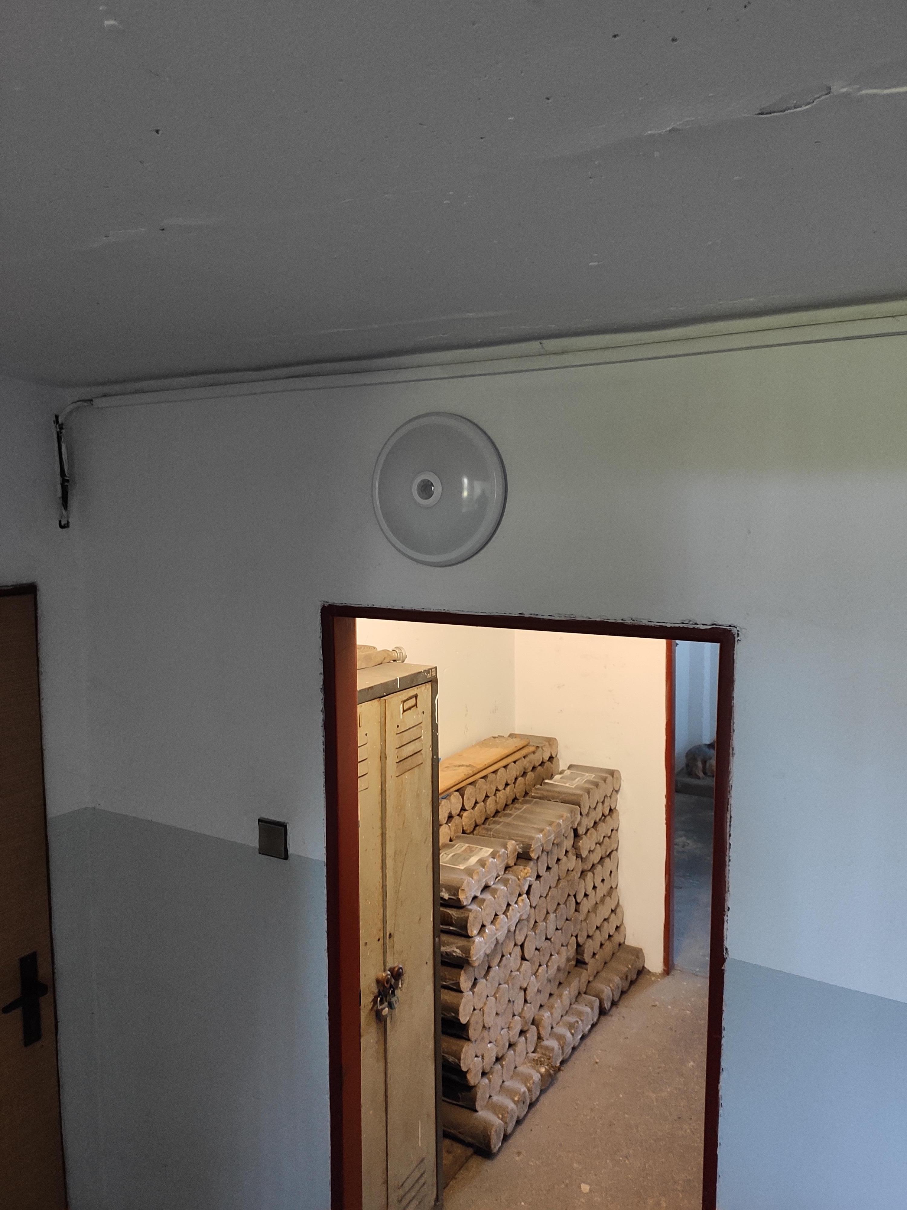 Osvětlení bytového domu Český Krumlov 2