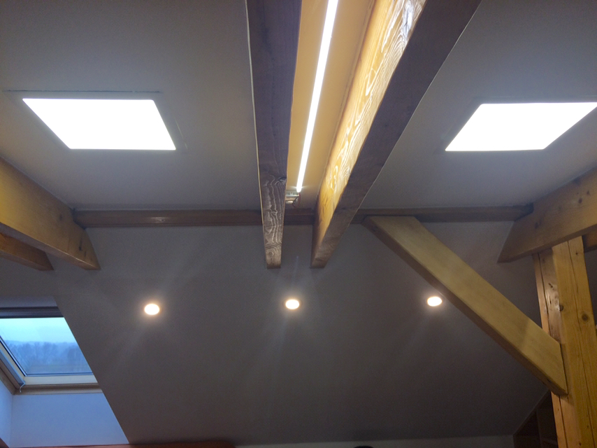LED osvětlení Domácnost Koštice 4