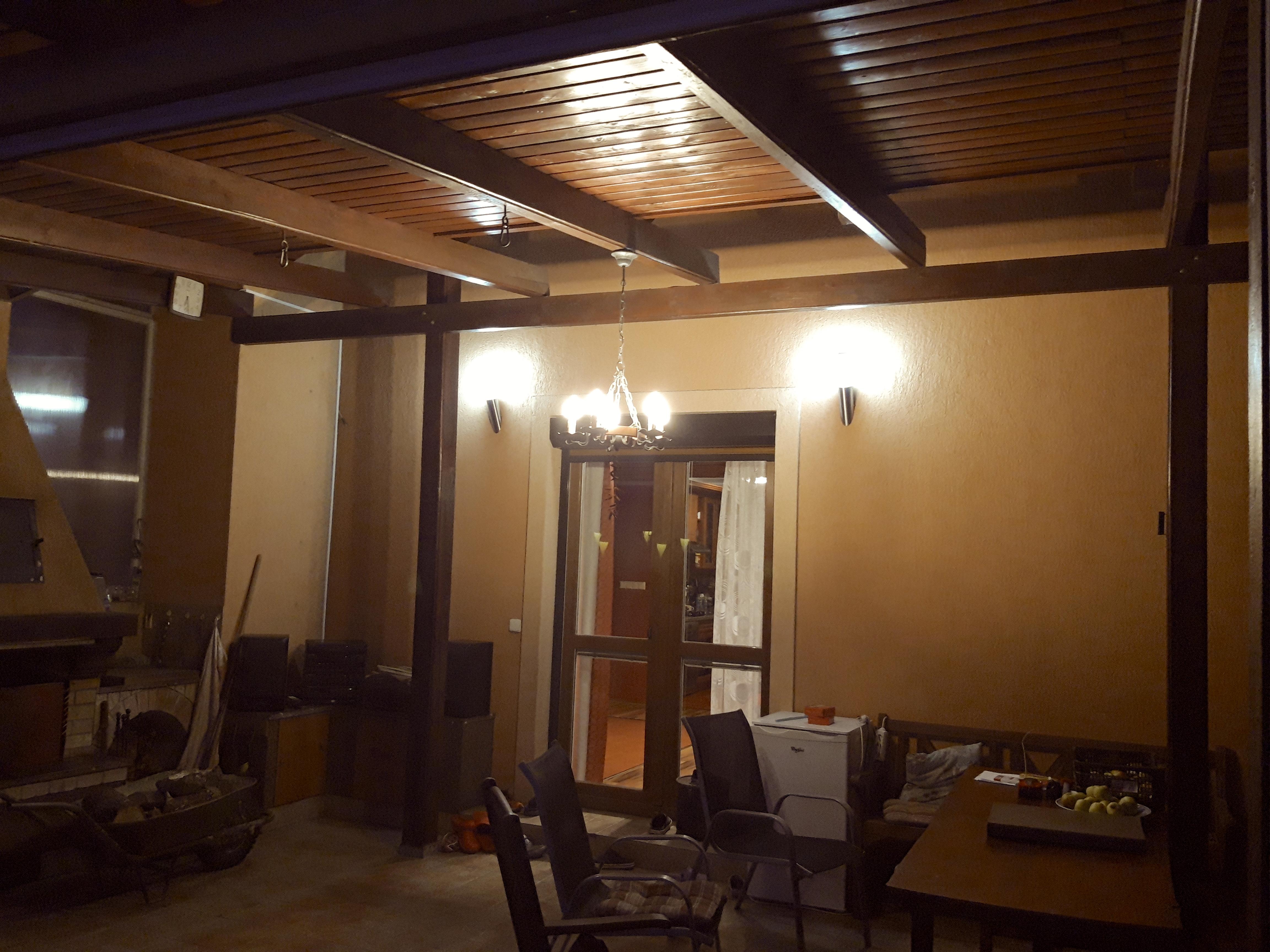 LED osvětlení Dům Buštěhrad 1