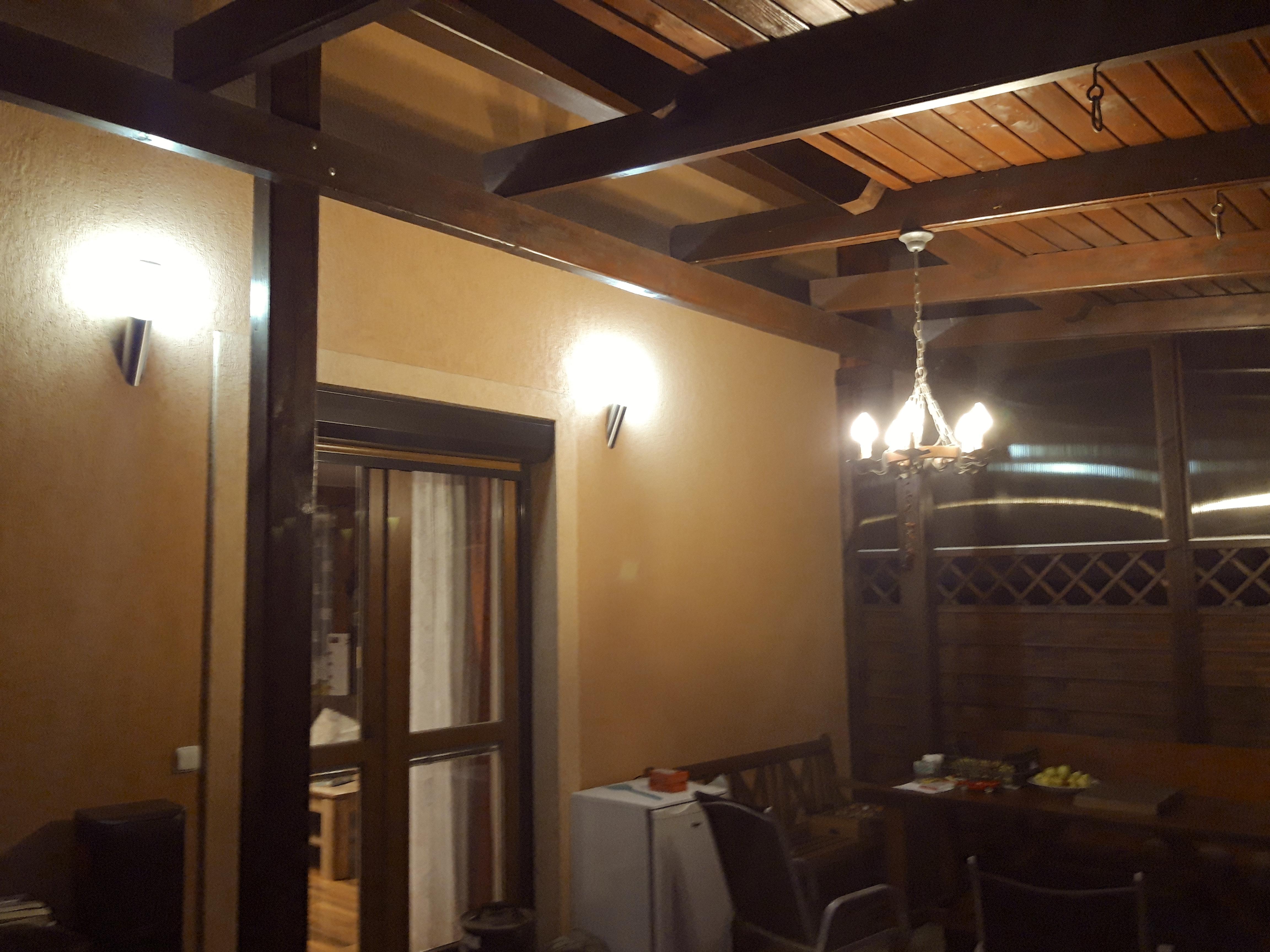 LED osvětlení Dům Buštěhrad 2