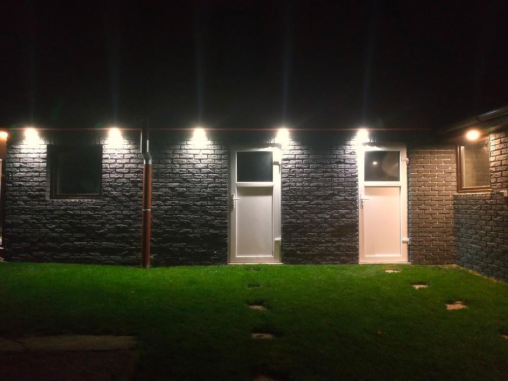 LED osvětlení Dům Kněžice 1