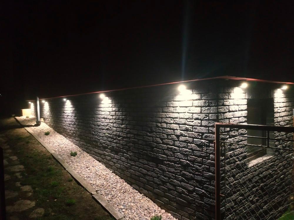 LED osvětlení Dům Kněžice 3
