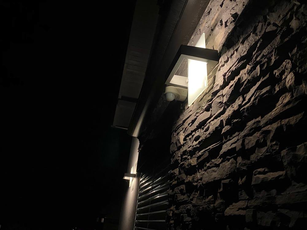 LED osvětlení Dům Praha - venkovní svítidla 2