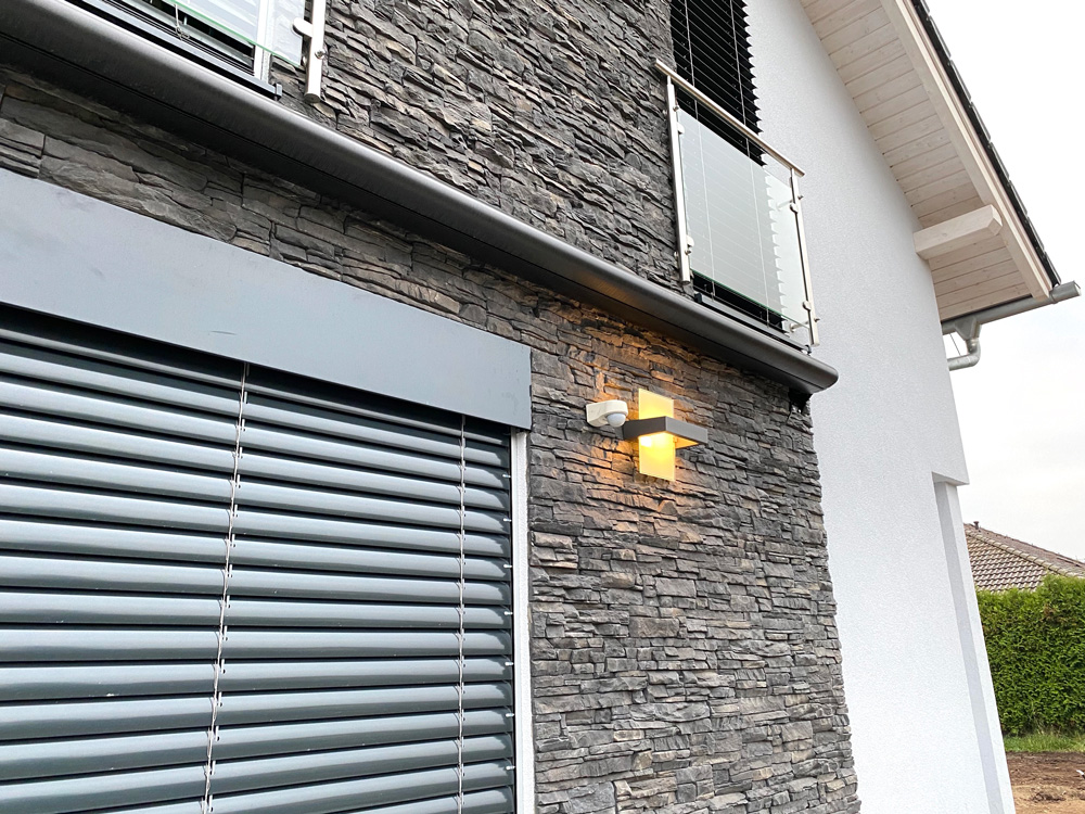LED osvětlení Dům Praha - venkovní svítidla 4