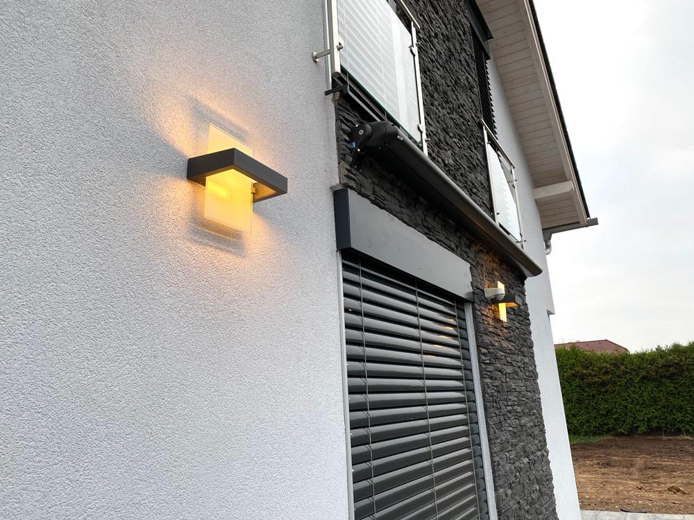LED osvětlení Dům Praha - venkovní svítidla 8